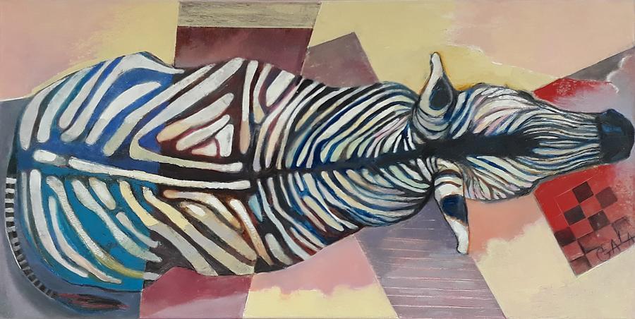 Walking Painting by GALA Koleva