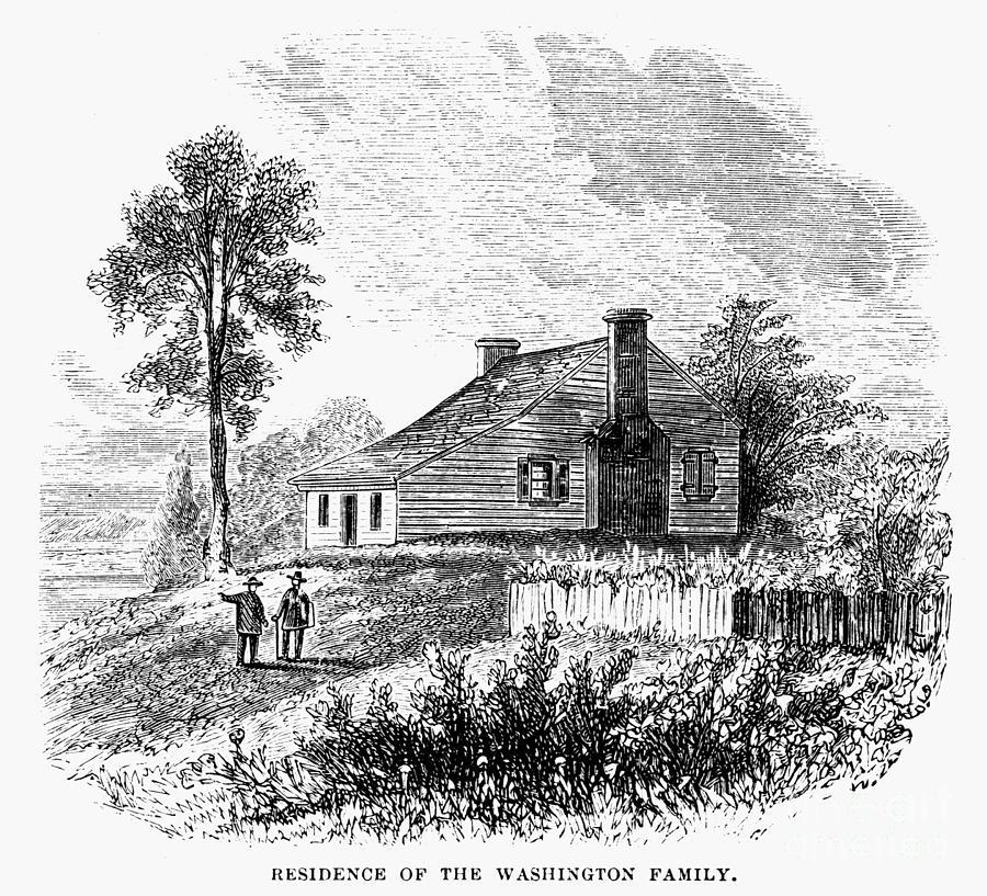 Washington Birthplace by Granger