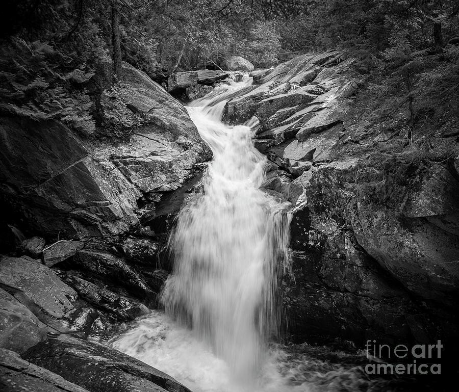 Waterfall Rangeley by Alana Ranney