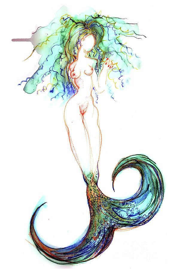 Waterlily by Carolyn Weltman