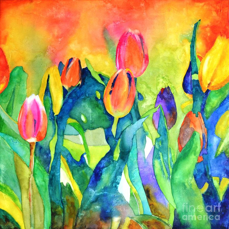 Welcome Spring #1 by Betty M M Wong