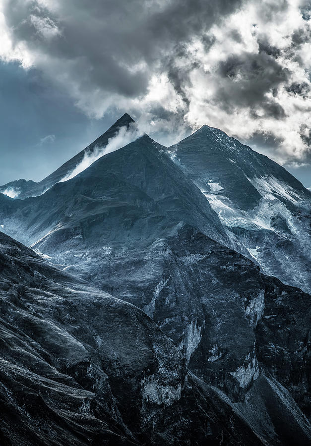 Mountain Photograph - When The New Day Begins by Jaroslaw Blaminsky