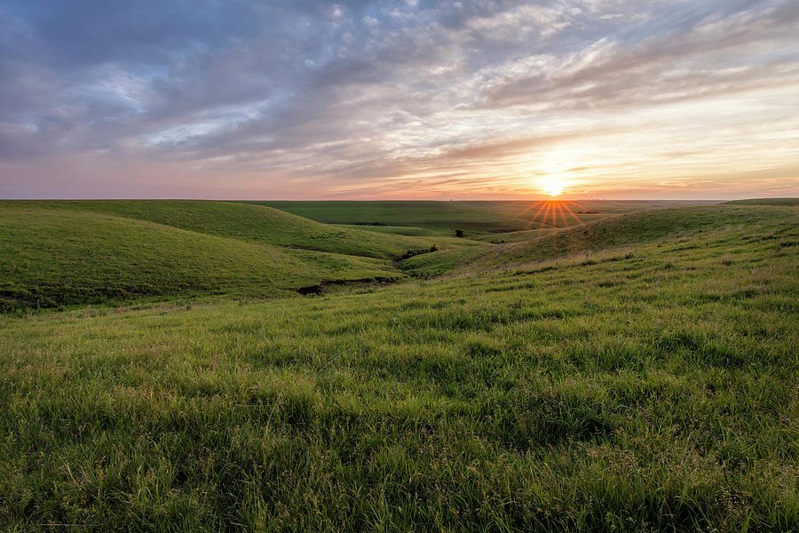 Wide Open Spaces by Scott Bean