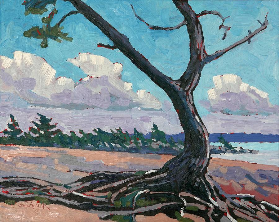 Wind Blown by Phil Chadwick