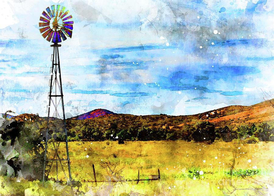 Windmil by Mark Jackson