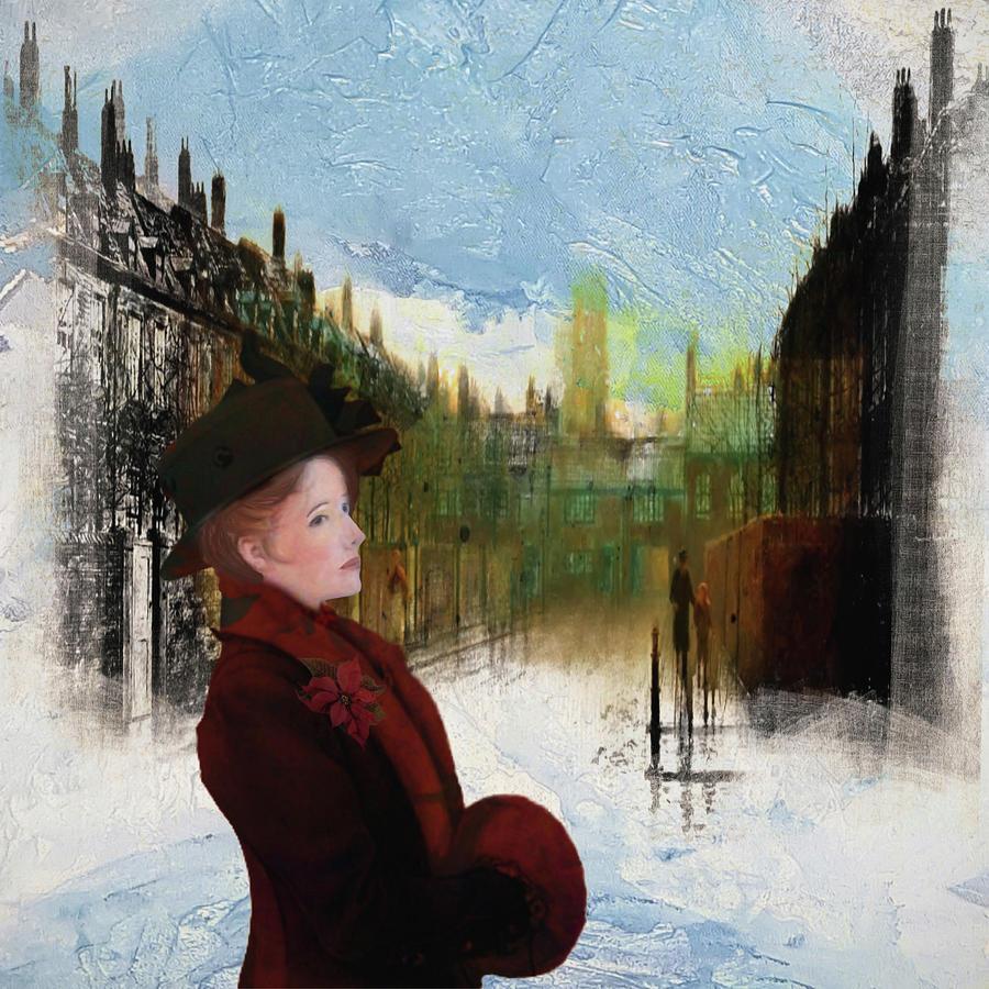 Winter Walk                   by Marilyn Wilson