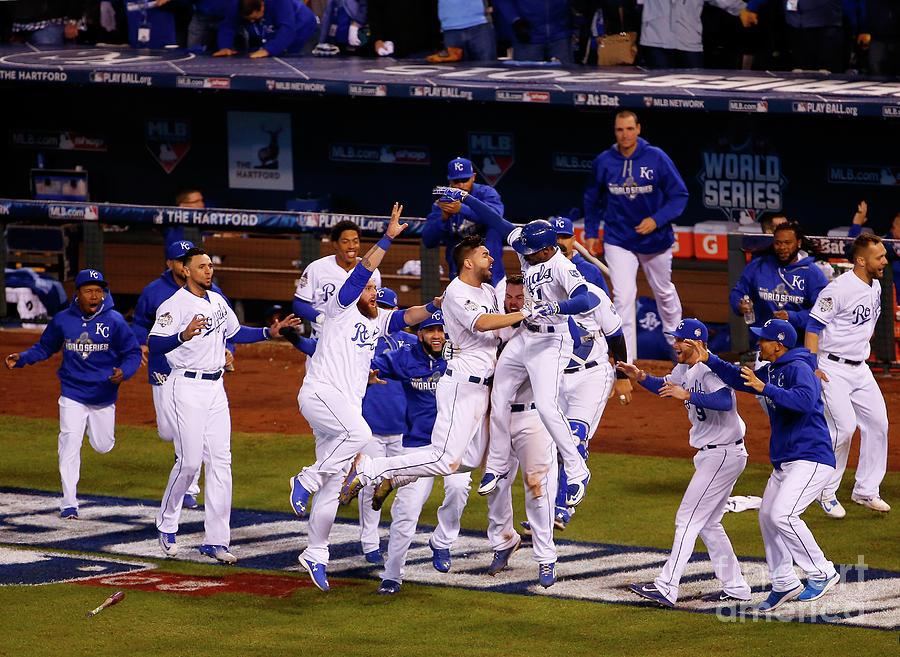 World Series - New York Mets V Kansas Photograph by Kyle Rivas
