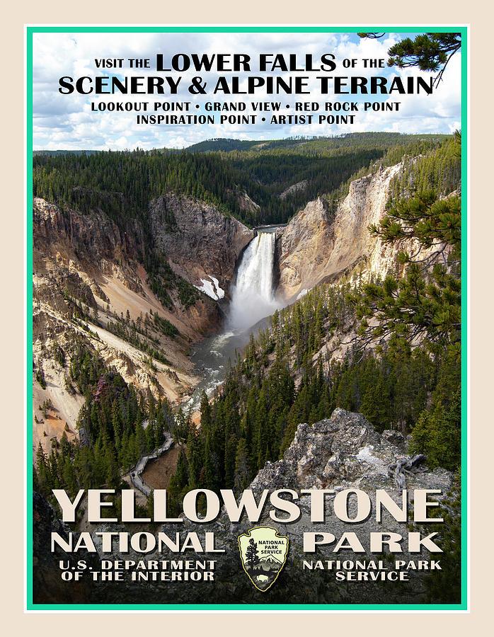 Yellowstone by Gary Grayson