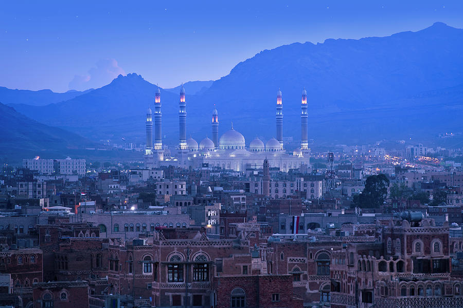 Yemen, Sana by Ugurhan Betin