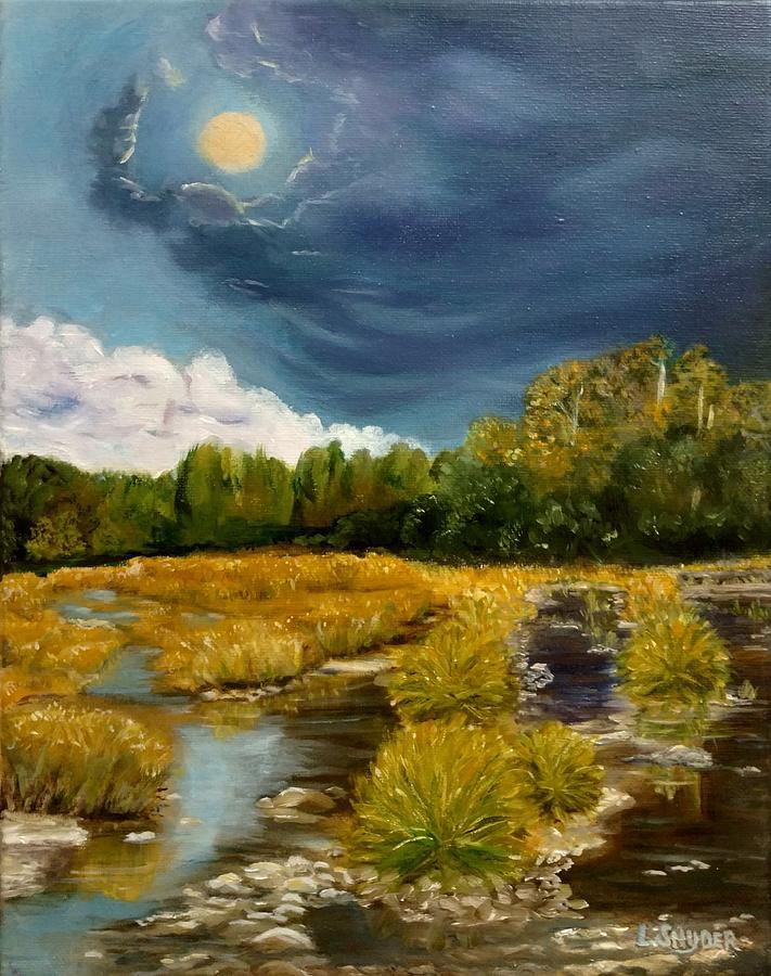 Yin Yang Sky by Liz Snyder