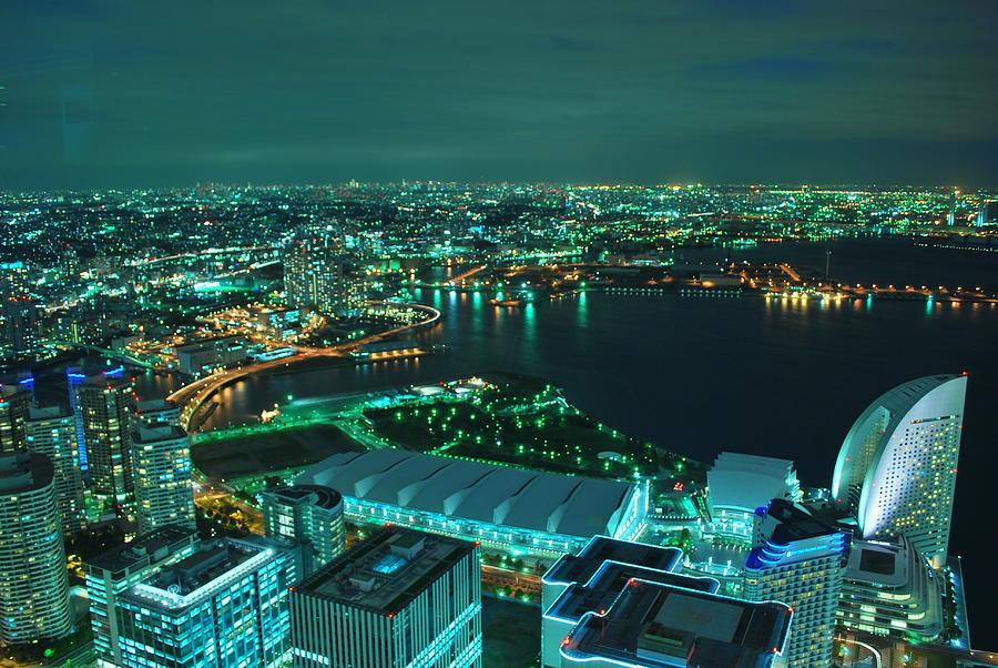 Yokohama Photograph by Copyright Artem Vorobiev