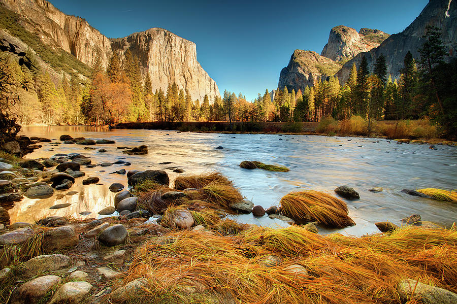 Yosemite National Park , California Photograph by Pgiam