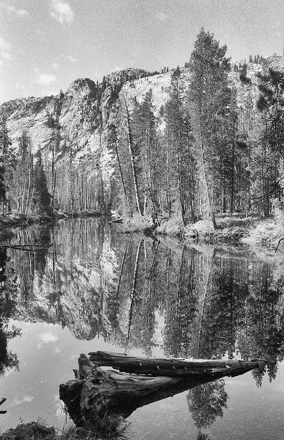 Yosemite National Park - Black and White by Rick Veldman