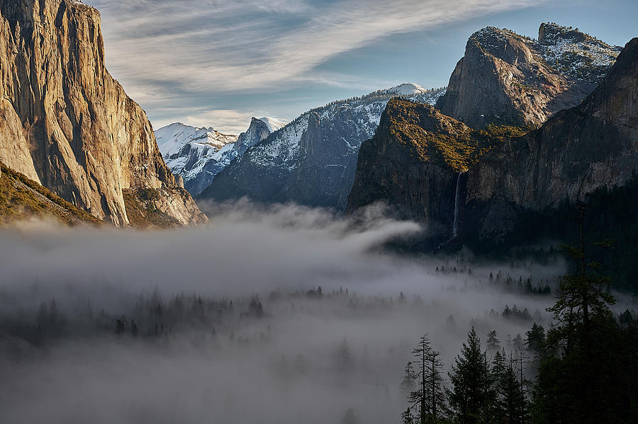 Yosemite Valley in View by Jon Glaser