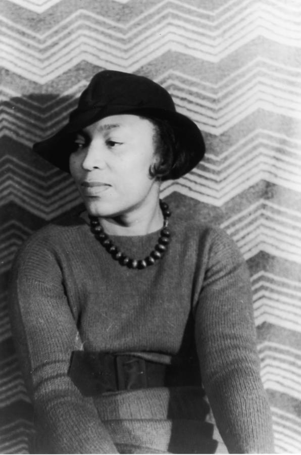 Zora Neale Hurston Photograph by Fotosearch