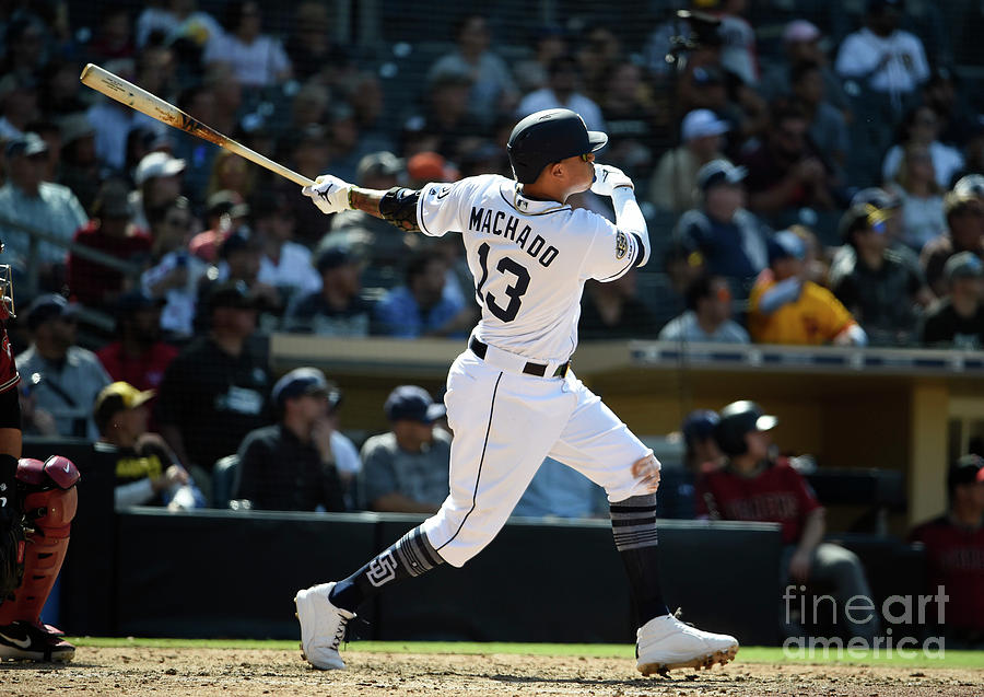 Arizona Diamondbacks V San Diego Padres 10 Photograph by Denis Poroy