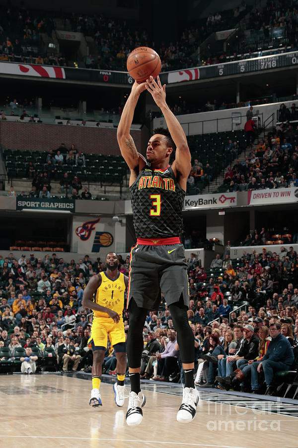 Atlanta Hawks V Indiana Pacers Photograph by Ron Hoskins