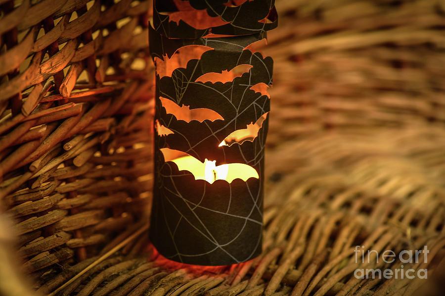 Soon Photograph - Atmosphere Of Halloween  by Lyudmila Prokopenko