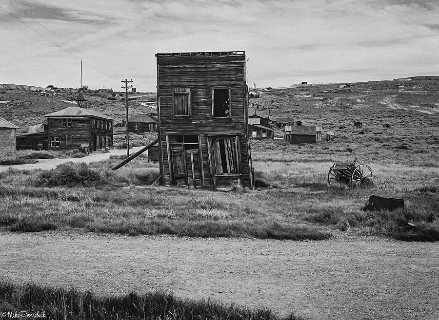 Bodie California by Mike Ronnebeck