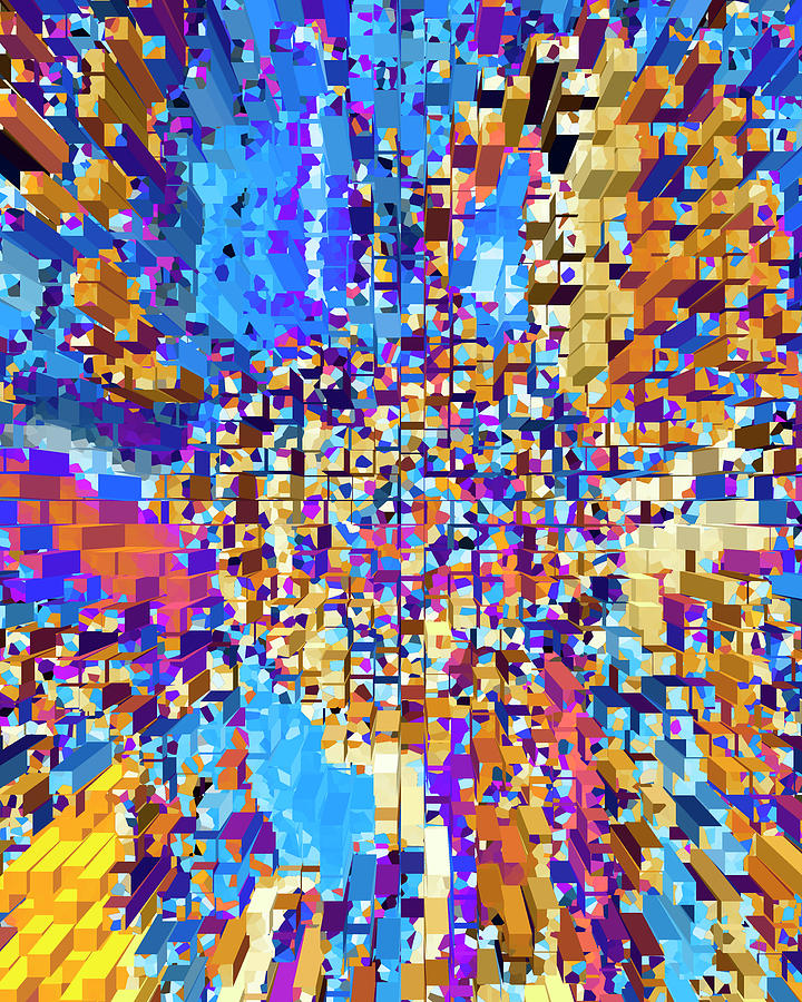 Chaos by Nicholas V K - Sandy Rousianou