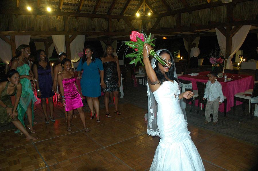 Destination Dominican Republic Wedding by Kenny Thomas