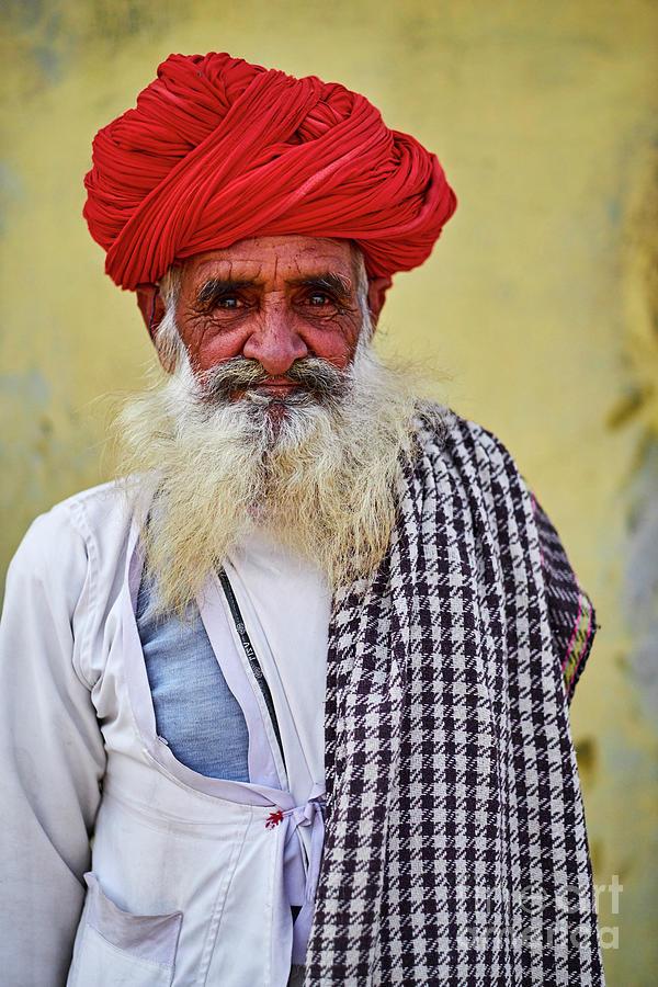 India, Rajasthan, Rabari Village Photograph by Tuul & Bruno Morandi