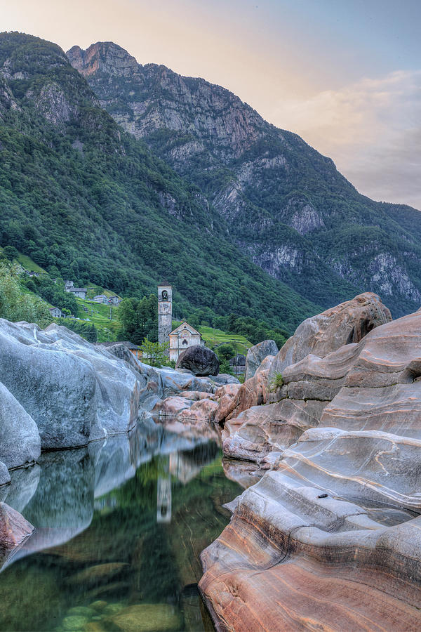 Lavertezzo - Switzerland by Joana Kruse