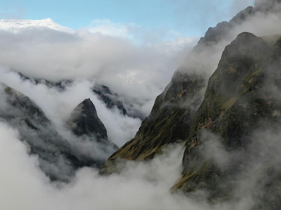 #10 Mountain Dreams by Konstantin Dikovsky