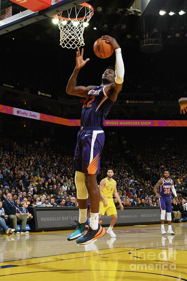 Phoenix Suns V Golden State Warriors Photograph by Noah Graham