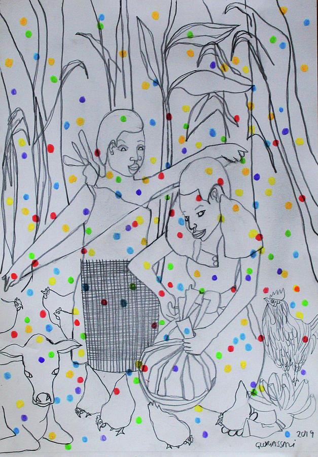 Kintu and Nambi Kintus Tasks by Gloria Ssali
