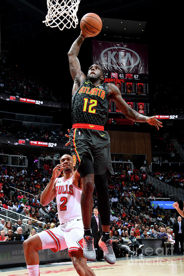 Chicago Bulls V Atlanta Hawks Photograph by Scott Cunningham