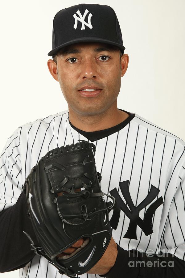New York Yankees Photo Day 11 Photograph by Nick Laham