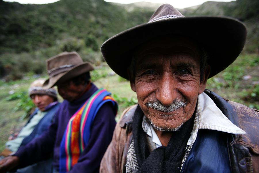 Peru Trekking 11 Photograph by Brent Stirton