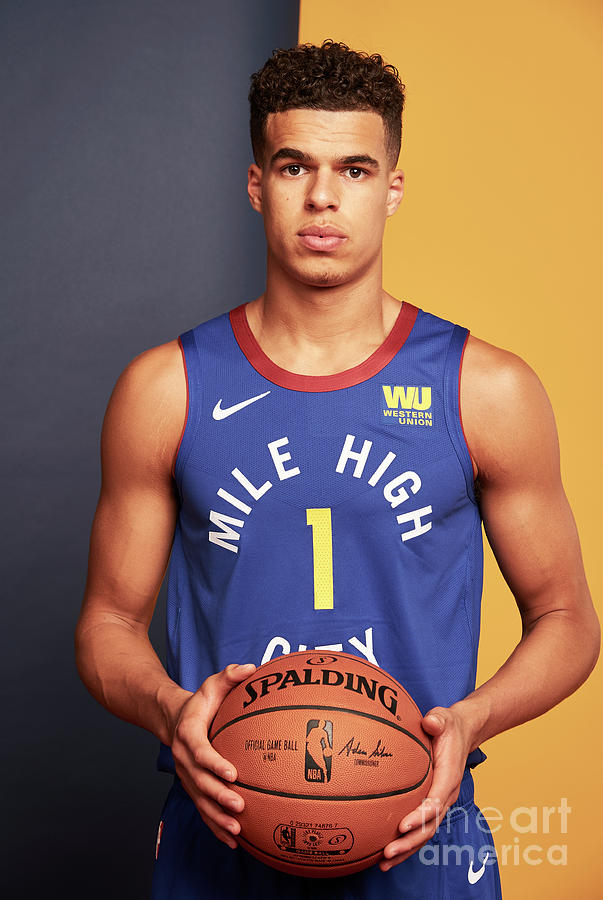 2018 Nba Rookie Photo Shoot Photograph by Jennifer Pottheiser