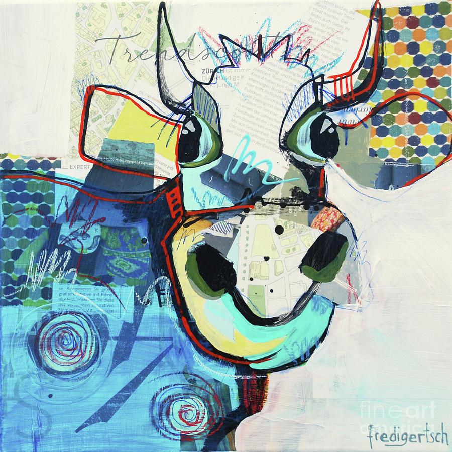 VoguLisi by Fredi Gertsch