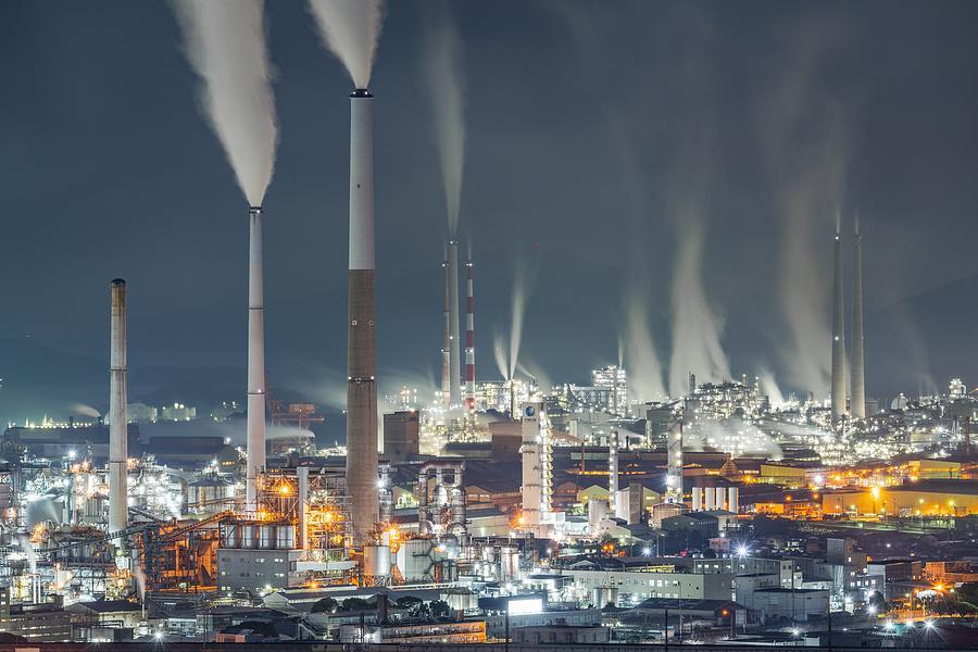 Factory Photograph -  by Kobayashi Tetsurou