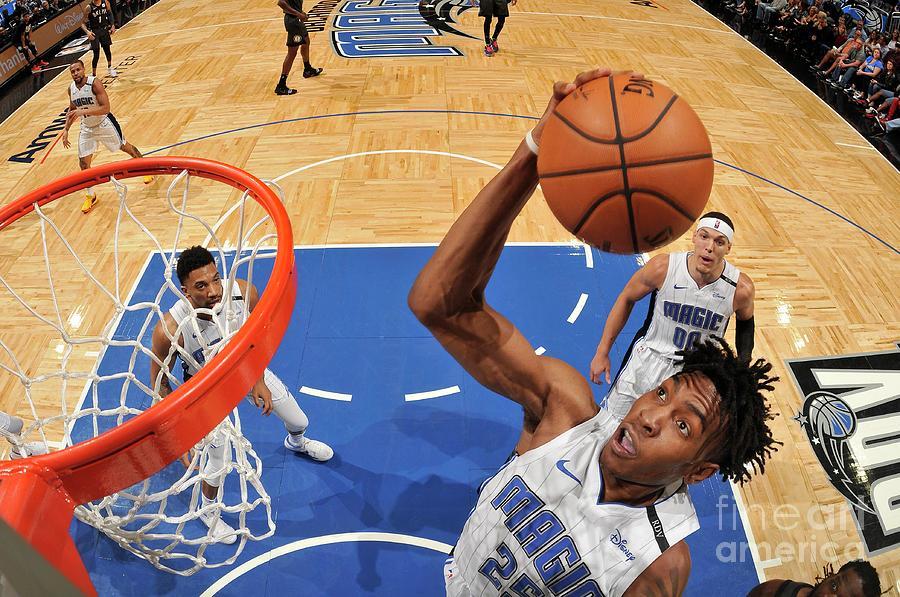 Brooklyn Nets V Orlando Magic Photograph by Fernando Medina