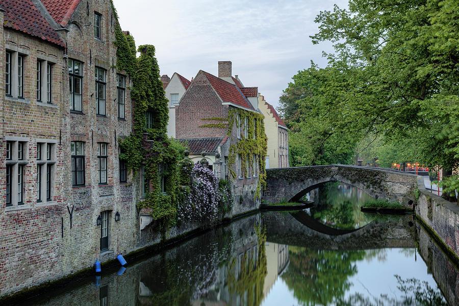 Brugge Photograph - Brugge - Belgium by Joana Kruse