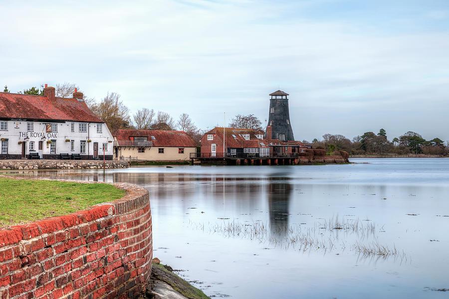 Hampshire Photograph - Langstone Mill - England by Joana Kruse