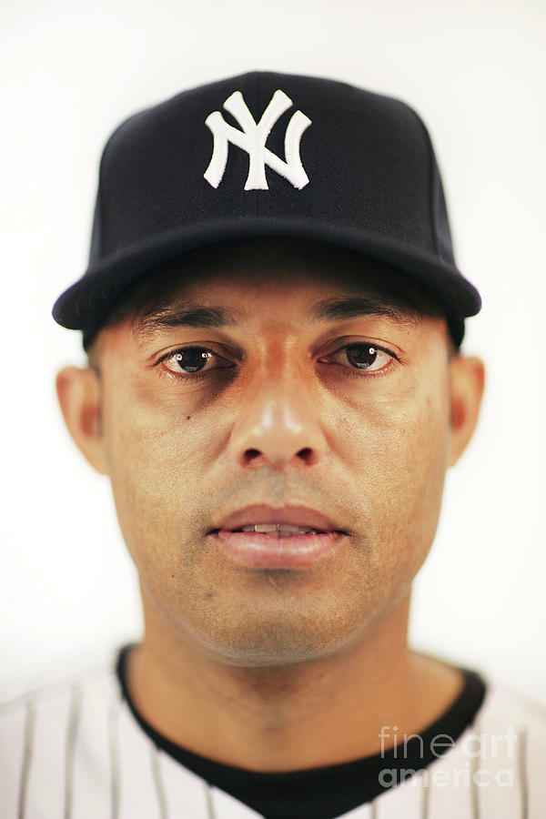 New York Yankees Photo Day 12 Photograph by Nick Laham