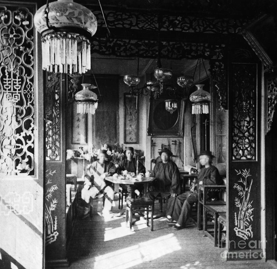 1905 Photograph - San Francisco Chinatown by Granger