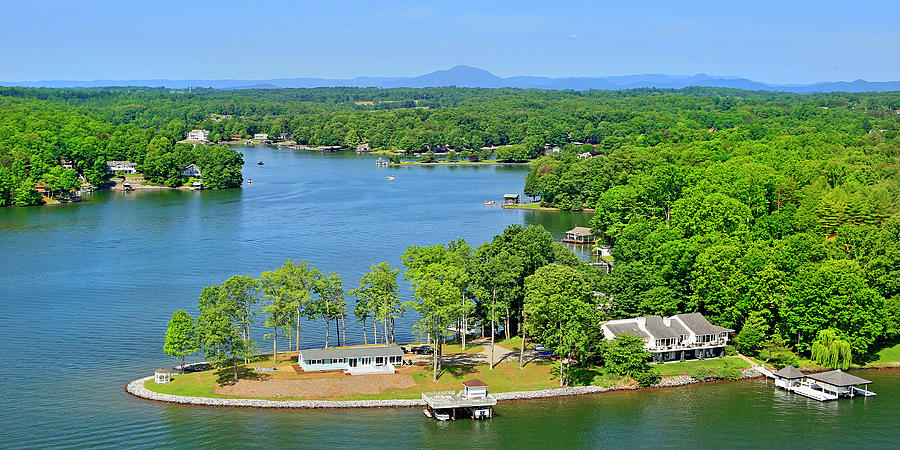 Smith Mountain Lake, Va. by The American Shutterbug Society