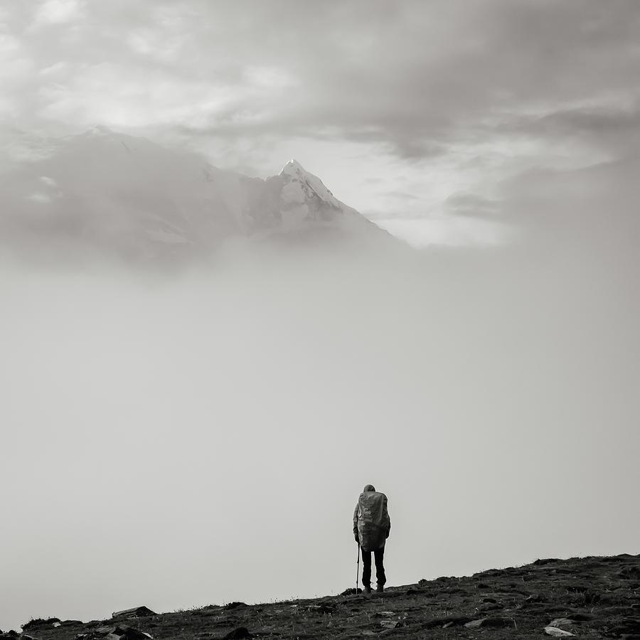 #13 Alone by Konstantin Dikovsky