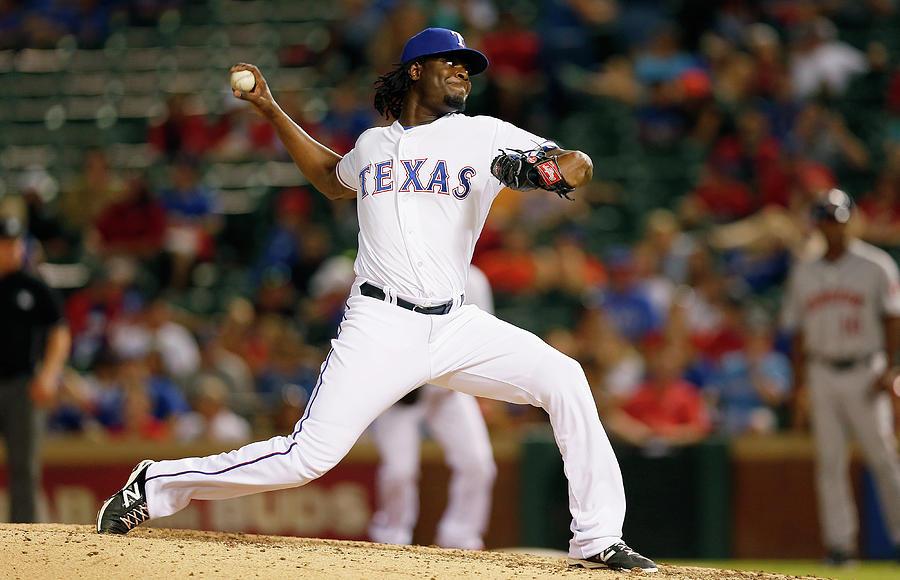 Houston Astros V Texas Rangers Photograph by Tom Pennington