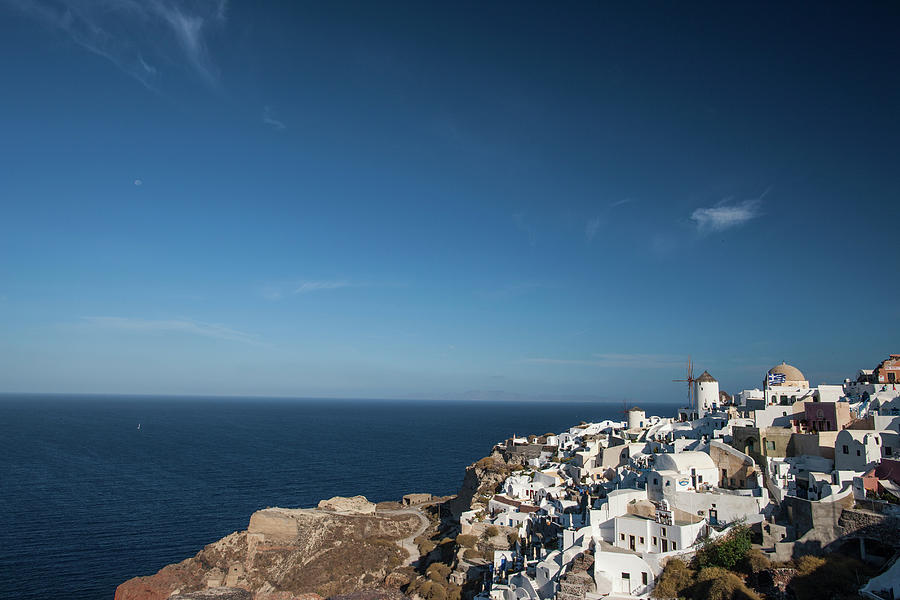 Santorini Greece Photograph by Neil Emmerson
