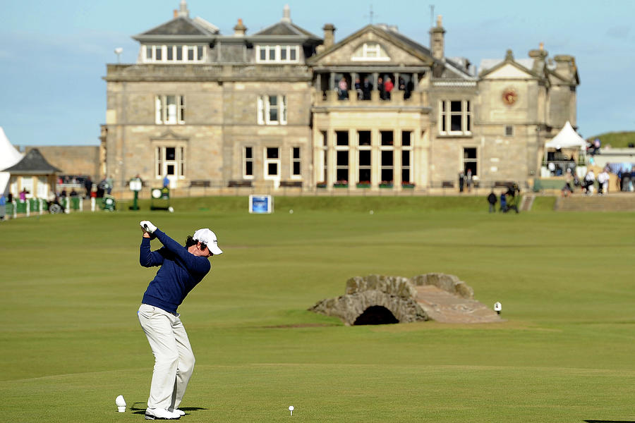 139th Open Championship - Third Round Photograph by Harry How