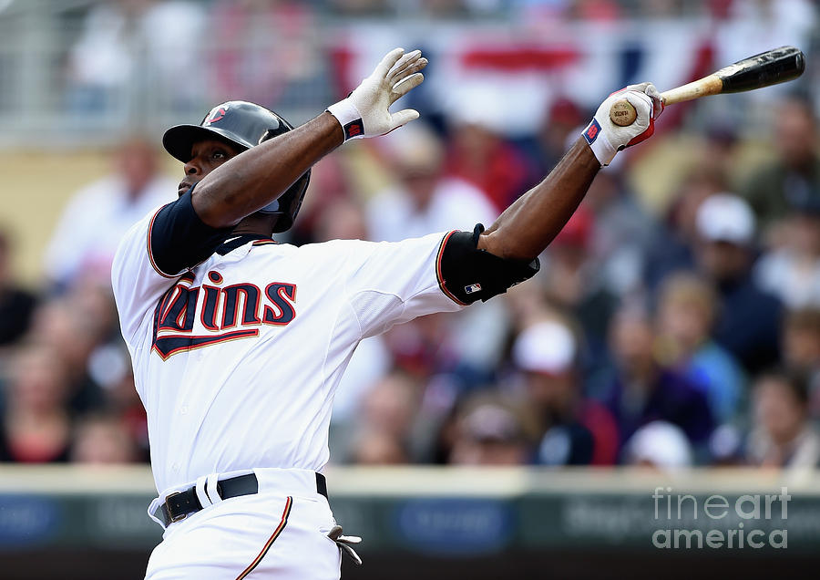 Cleveland Indians V Minnesota Twins 14 Photograph by Hannah Foslien