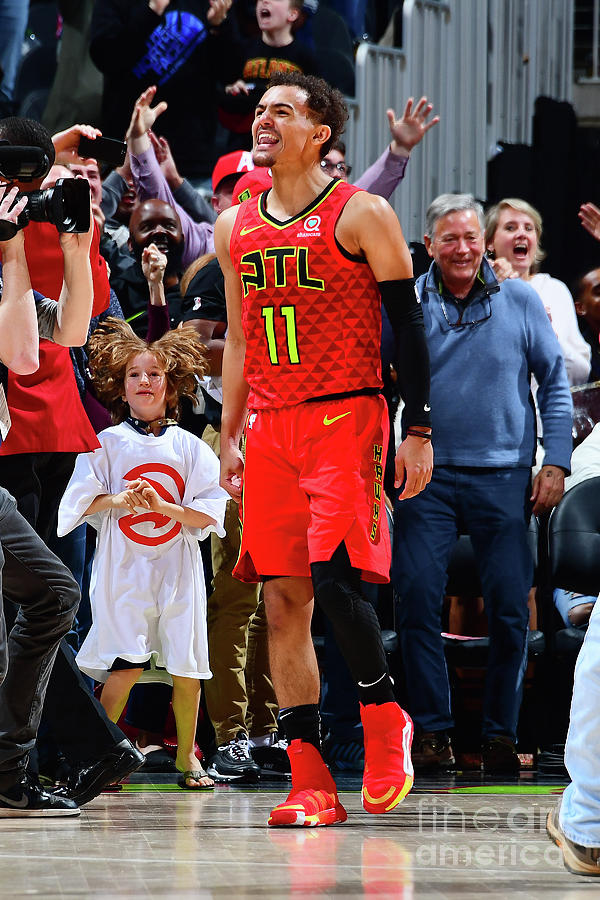 Milwaukee Bucks V Atlanta Hawks Photograph by Scott Cunningham