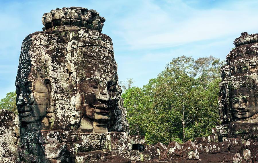 Ancient History Photograph - Siem Reap, Cambodia by Miva Stock