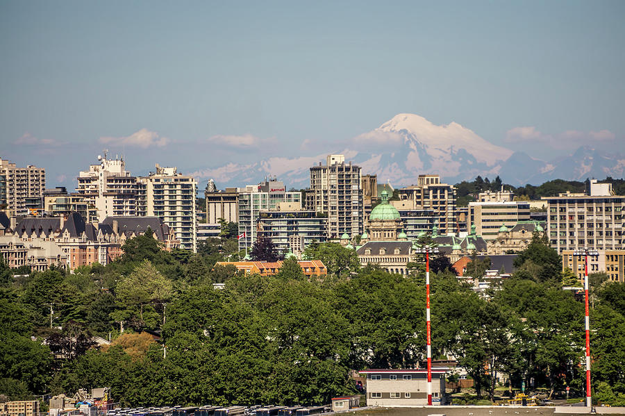 victoria british columbia canada scenery in june by ALEX GRICHENKO